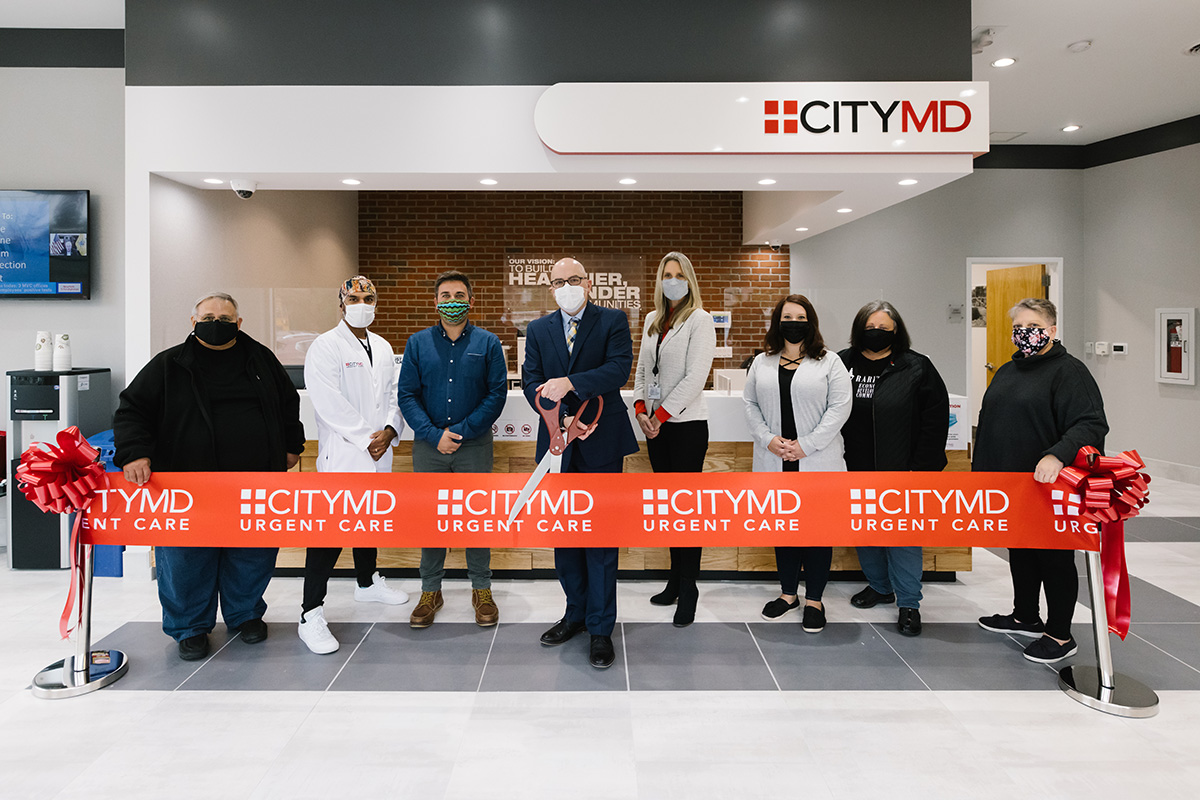 CITYMD Opens New Urgent Care Center in Raritan