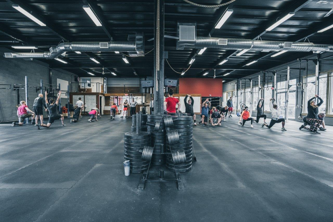 Fortitude Fitness & CrossFit