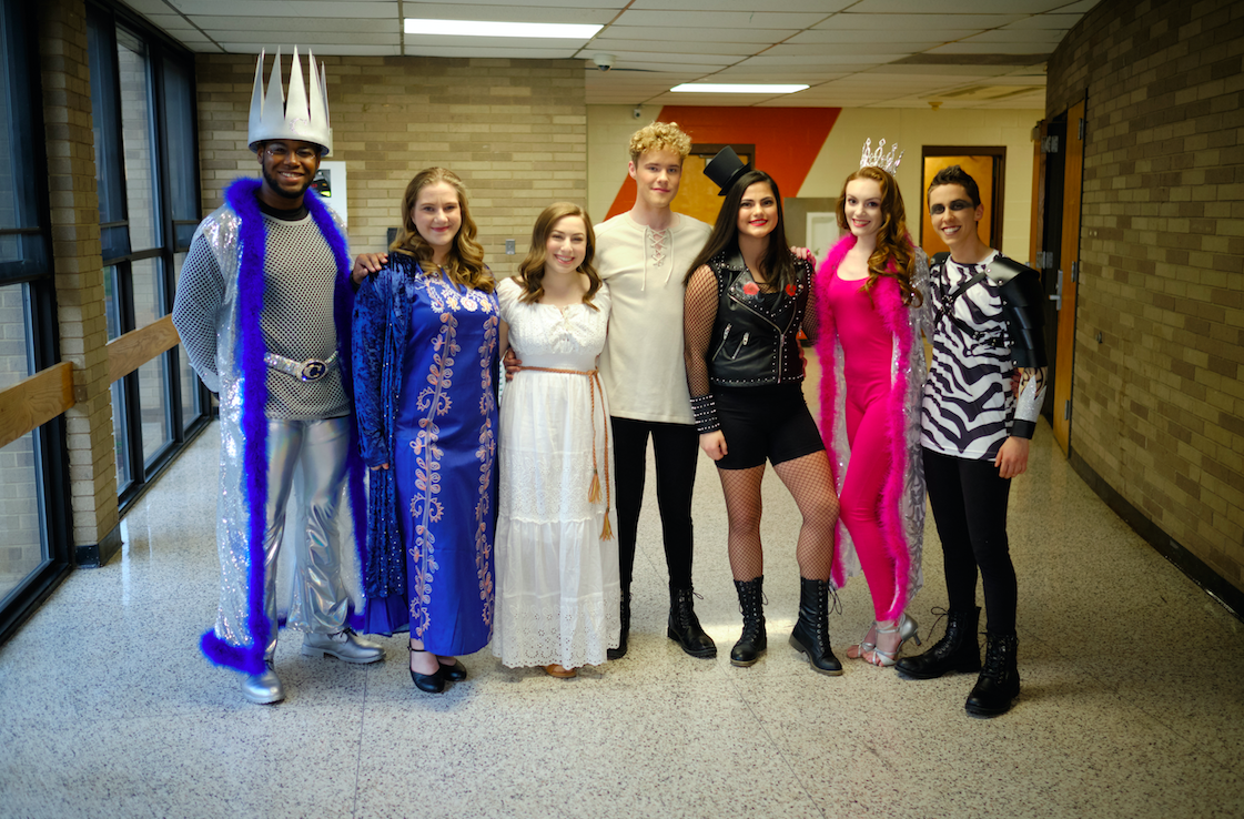 "Magic To Do: Somerville High School Presents ""Pippin"""
