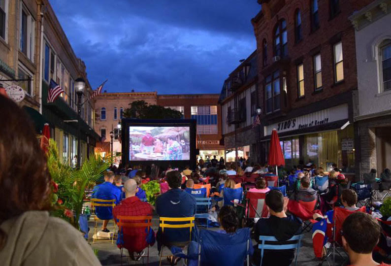 Somerville Starlit Cinema Series Kicks Off July 13