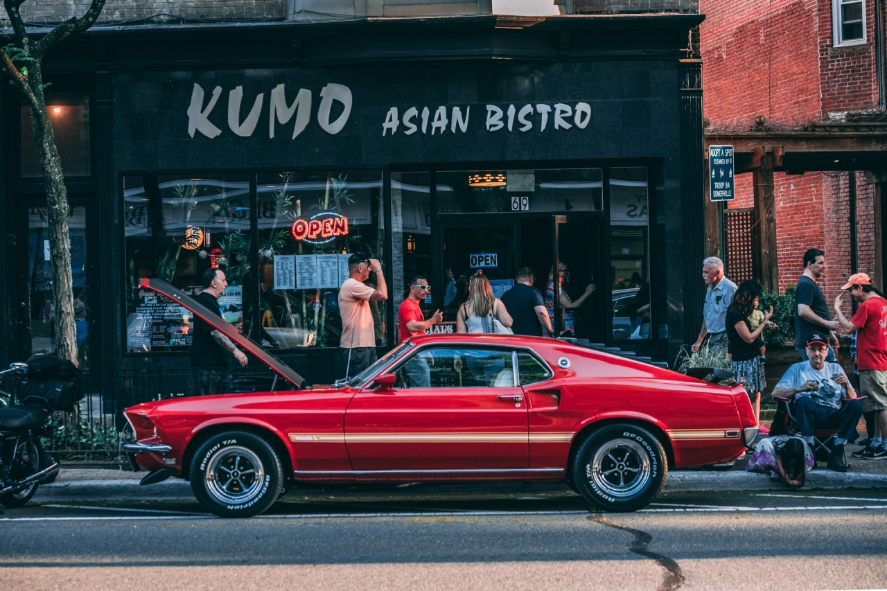 Cruise Night   May 25th 2018   Somerville New Jersey  2018-06-02