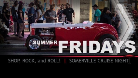 Cruise Night | Summer Fridays | Media  2017-08-07