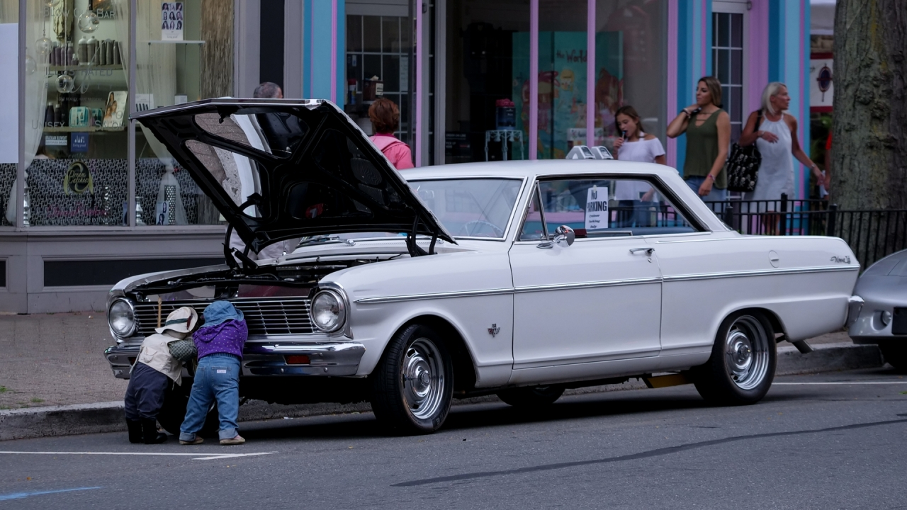 Cruise Night Somerville New Jersey July 28th 2017 2017-10-26