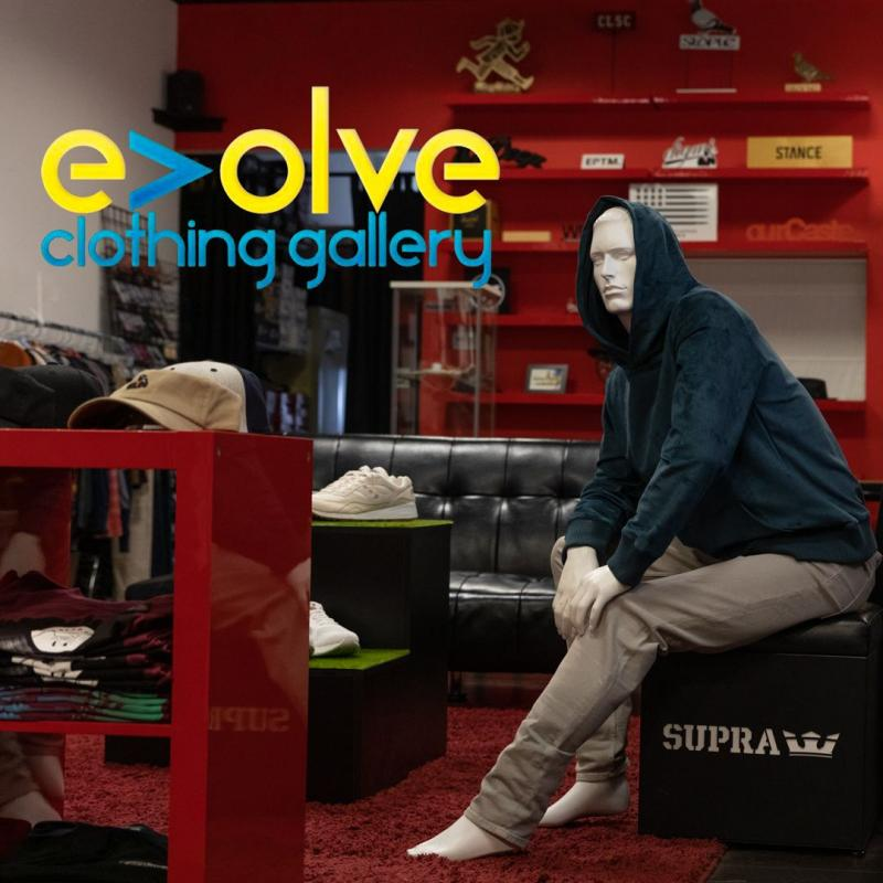 Evolve Clothing Gallery