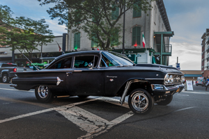 Cruise Night in Somerville New Jersey